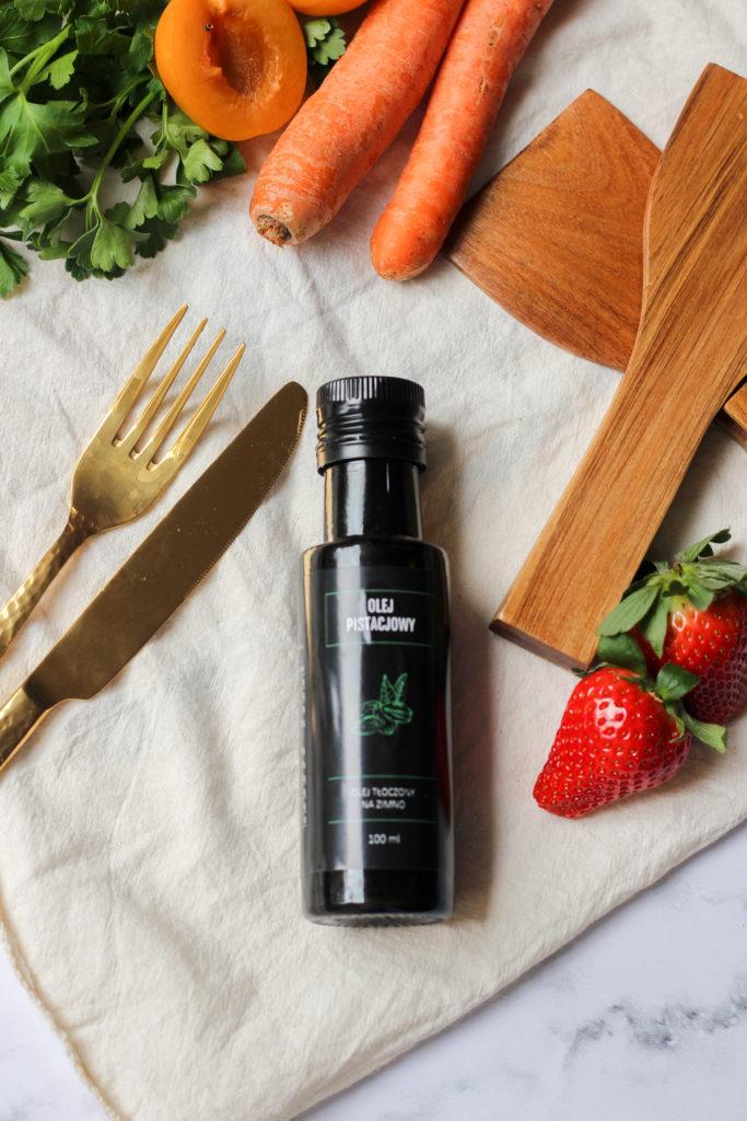olej pistacjowy 100%