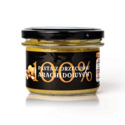 Pasta z orzechów arachidowych