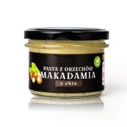 Pasta z orzechów makadamia